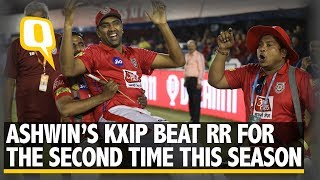 IPL 2019; Match Recap: KXIP defeated Rajasthan Royals by 12 runs | The Quint