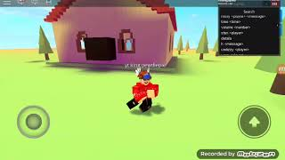There's a robbery, the Roblox version.
