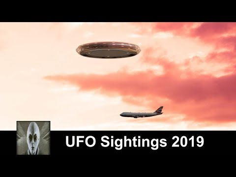 UFO Sightings November 8th 2019 Blue Energy And A Flying Saucer