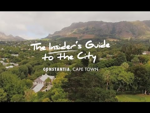 "Constantia ""The Insider Guide"""