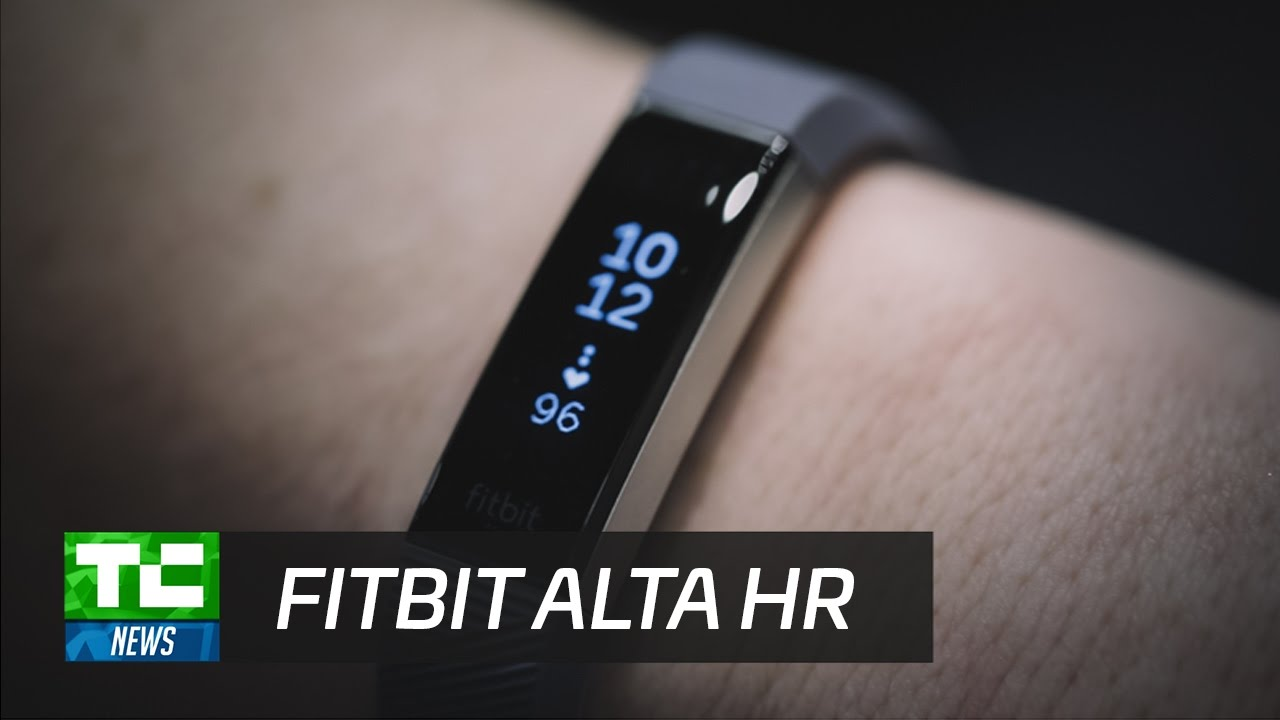 Fitbit adds heart rate monitoring to Alta
