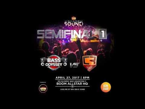 Bass Odyssey Vs Code Red [Boom Sound Clash 2K17] Audio