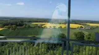 5. Teil - Höchster Berg Deutschlands in Schleswig-Holstein Bungsberg (16 Gipfel + 2 Tiefpunkte ...)
