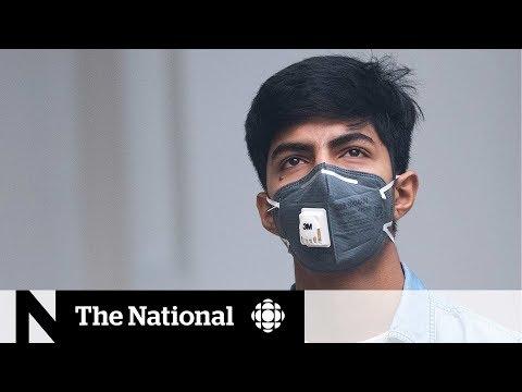 New Delhi pollution a growing health emergency
