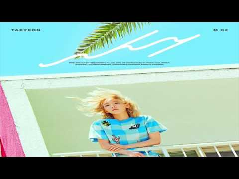 "[FULL] 태연 (TAEYEON) - The 2nd Mini Album ""WHY"" (MP3 Download)"
