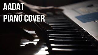 AADAT | Atif Aslam | Piano Cover