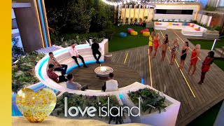 FIRST LOOK: The first recoupling torments the Islanders! | Love Island Series 6