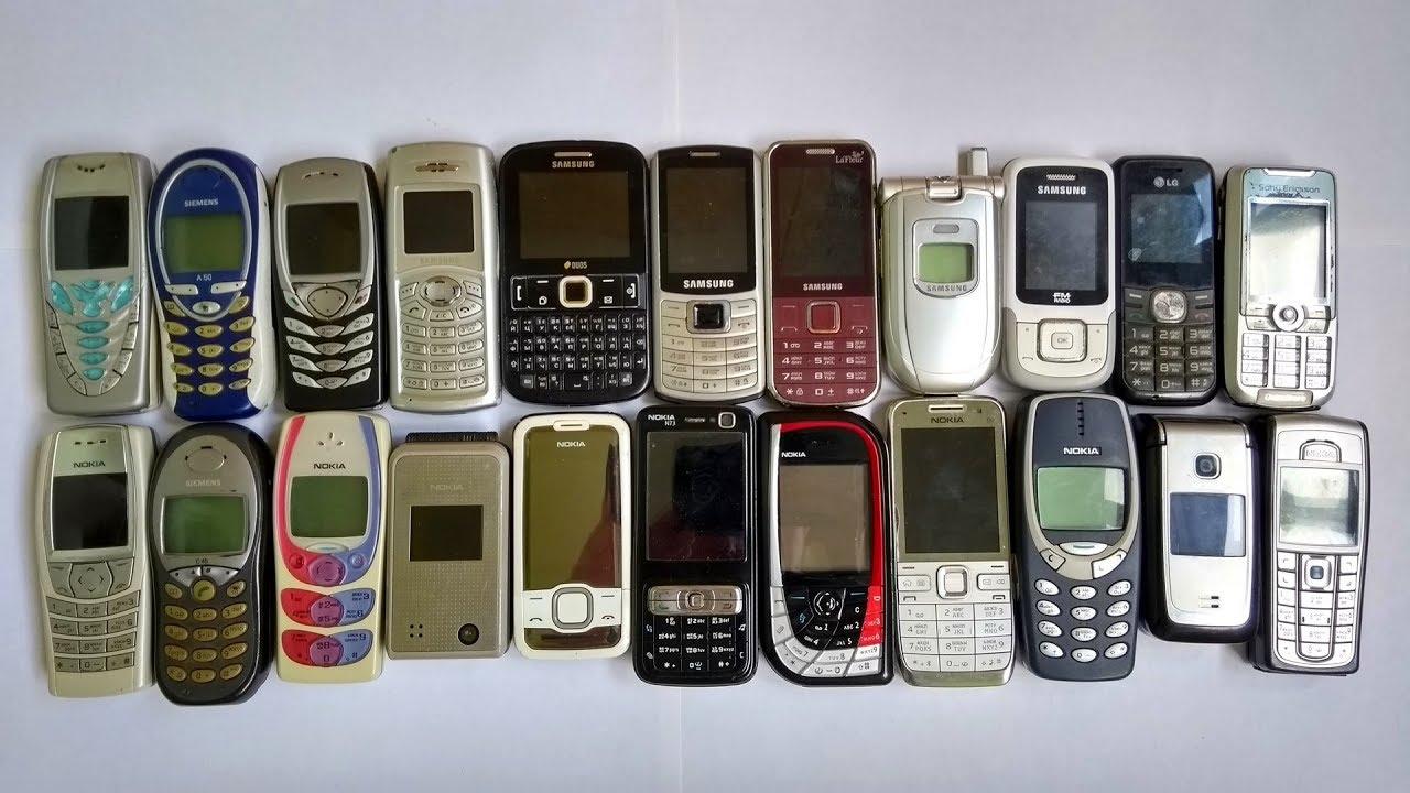 collection samsung mobile