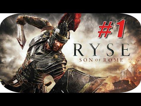 Ryse: Son of Rome - Gameplay Español - Capitulo 1 - El Principio del Fin
