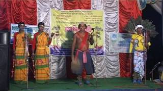new santali video DURGAPUR 2016 SING SINGRAI  LOBA MURMU part 1