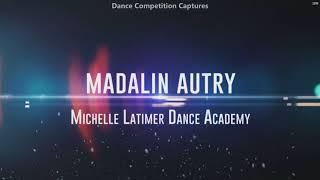 The Dance Awards 2018 - Las Vegas - Best Dancer Dance Off - Teen Female Top 22 & 10 Announcement