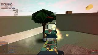 "NLE Choppa""Camelot"" Roblox Phantom Forces Montage"