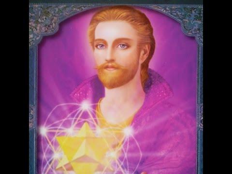 Saint Germain invites The Violet Flame