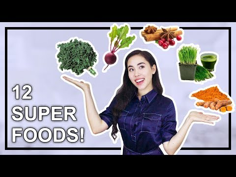 🌿 12 SUPERFOODS You Should Be Eating EVERY DAY! 💪