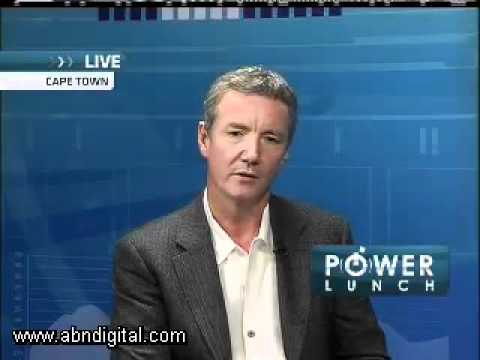African oil market - Aiden Heavey, CEO and Founder of Tullow Oil