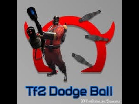 TF2 - Hacker in Dodgeball?! (Autoairblasts and Bhop) [Candyskill]
