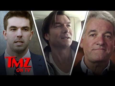 Jerry Oconnell Wants To Make A Fyre Festival Movie! | TMZ TV