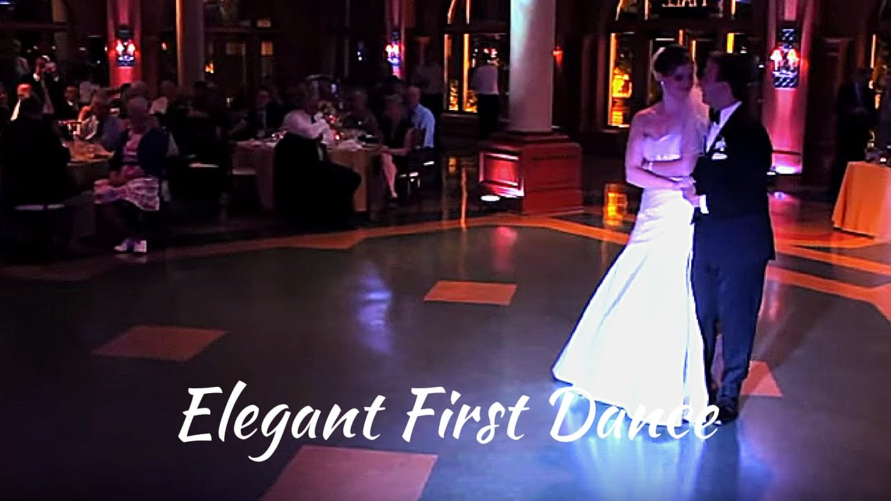 First Dance Foxtrot To All Of Me By Frank Sinatra
