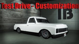 Gta 5 Online | Yosemite - Test Drive And Customization - Doomsday Heist Dlc