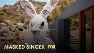 The Clues: Rabbit | Season 1 Ep. 4 | THE MASKED SINGER