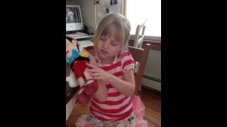 Pinocchio doll Review- Disney Store