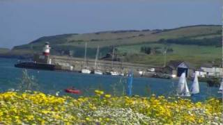 Super hit Hindi song from Sholay - Wicklow Harbour