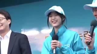 유담양이 말하는 아버지 유승민 (04/26 신촌유세현장)