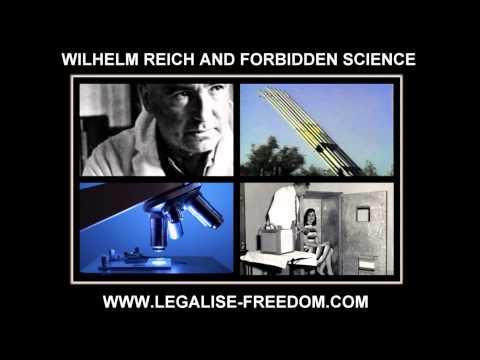 Peter Jones - Wilhelm Reich and Forbidden Science