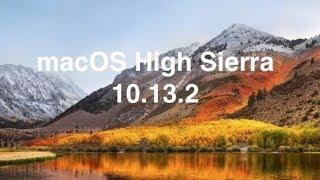 Mac OS High Siera 10.13.2 VS 10.13.1 Speed Test! (Password Bypass Bug??)