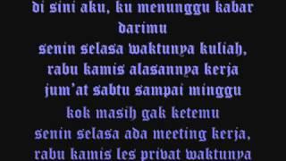 LIRIK Lagu Zaskia Gotix 1000 Alasan