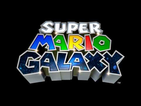 Super Mario Galaxy music - To The Center of the Universe