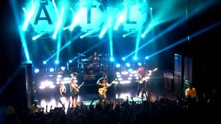 All Time Low - Dear Maria, Count Me In @O2 Shepherd's Bush Empire, London 16.02.13
