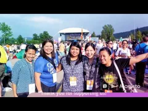 CYA Women Staff goes to WYD 2016 HD