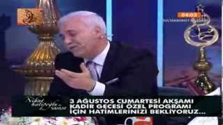 Nihat Hatipoğlu - Hz Ömer'in Şehadeti
