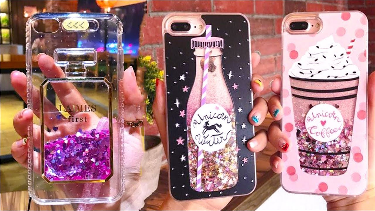 new product 56003 3ed65 16 Amazing DIY Phone Case Life Hacks! Phone DIY Projects Easy