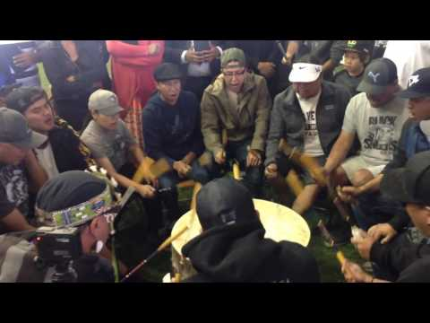 Blackstone-Crow Hop Enoch Cree Nation Pow Wow 2016