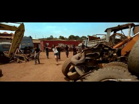 Escape from Uganda(2013) malayalam song Sundariye