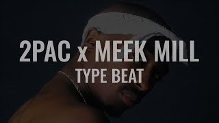 "FREE Tupac x Meek Mill Type Beat ""Strugglin"" 