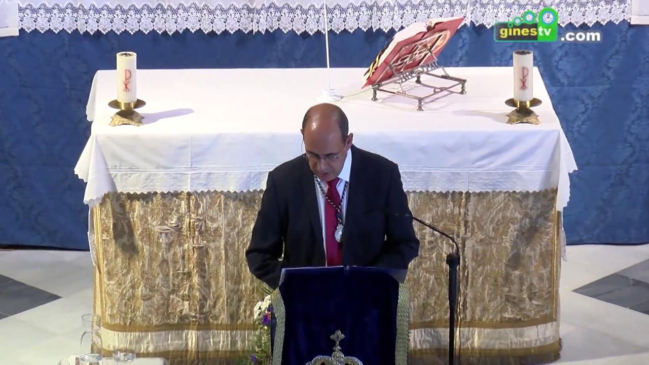 XIII Pregón del Rosario de Gines, a cargode Eduardo Galindo Hurtado (COMPLETO)