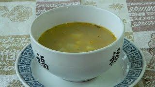 Как приготовить гороховый суп со свининой