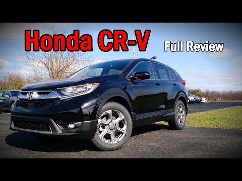 2018 Honda CR-V: Full Review | Touring, EX-L, EX & LX