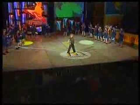 """Како изгледал настапот на Мајкл Дамески на """"Златно славејче"""" во 2007 година?"""