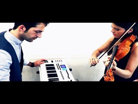 Love me like you do Cover - Violin-Piano-Synth - Duo Alessandra & Alessandro