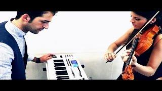 Love me like you do Cover - Violin-Piano-Synth - Duo Alessandra & Alessandro
