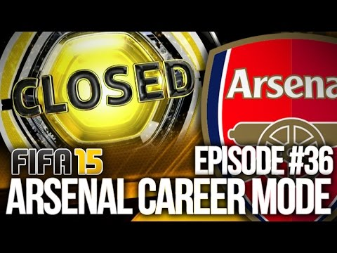 Repeat FIFA 15: ARSENAL CAREER MODE #35 - TRANSFER MADNESS!!! by MGH