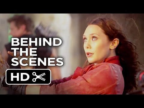 Avengers: Age of Ultron Behind The Scenes (2015) - Avengers Sequel Movie HD