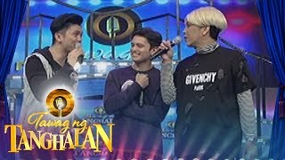 Tawag ng Tanghalan: Vice Ganda compares Vhong and James
