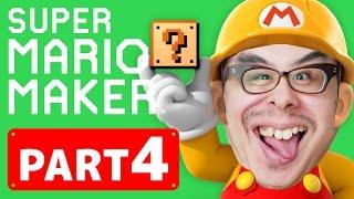 【瀬戸のスーパーマリオメーカー #4】全自動マリオってすげえ!そしてスプラトゥーンのイカも登場! thumbnail