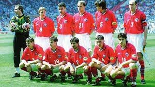 Сборная РОССИИ на Евро 1996 Ретроспектива