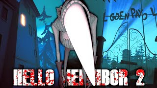 """The Sequel """"hello Neighbor 2"""" Is Actually Here!! New Neighbor, New Scares"""
